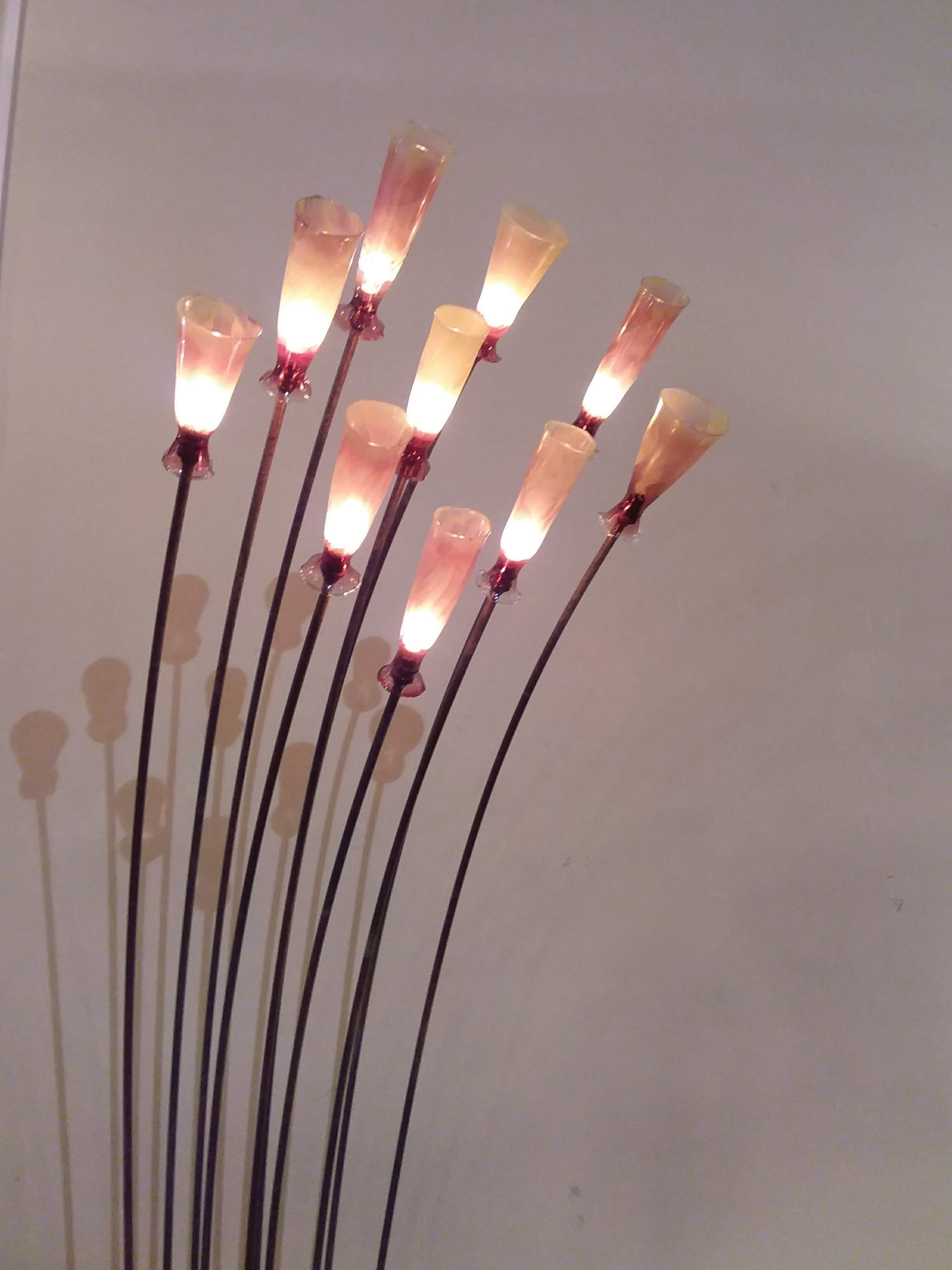 mondgeblazen lampenkappen miranda van der waal